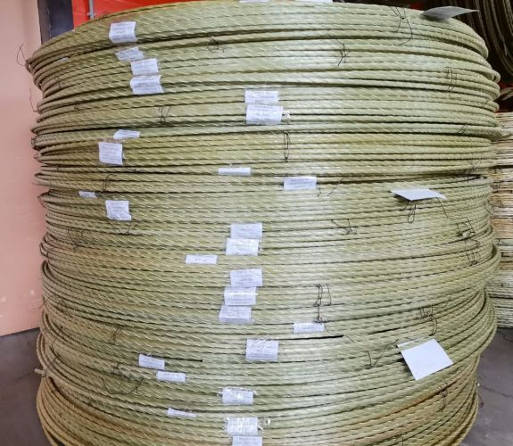 Стеклопластиковая арматура (ГОСТ) Ø 14 мм, бухта 100 м